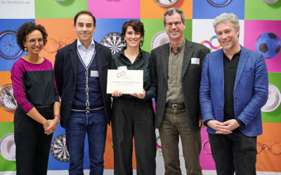 Ecothermis is laureaat Be Circular!
